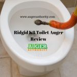 Ridgid K3 Toilet Auger Review