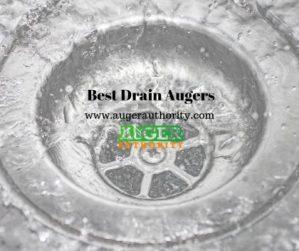 best drain auger