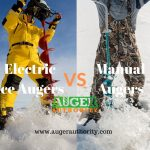 Electric Ice Augers Vs Manual