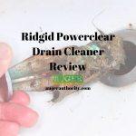 Ridgid Powerclear Drain Cleaner