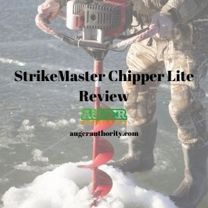 strikemaster chipper lite