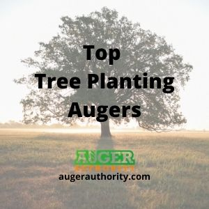 tree planting auger